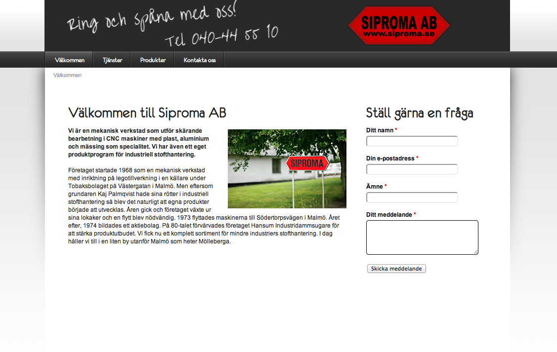 Siproma AB